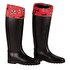 Picture of Biggdesign Cats in Istanbul Rain Boots - Size 40, Special Design by Turkish Designer