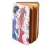 Picture of BiggDesign Love, Unlined and  Metal Cover Notebook