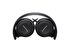 Picture of  Panasonic RP-HF100ME-K Overhead Stereo Headphones - Black