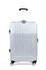 Picture of Baggaj V303 ABS Luggage Silver - Large