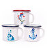 Picture of BiggDesign AnemoSS Anchor Enamel Mug