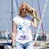 Picture of BiggDesign AnemoSS Sailor Seagull Woman's T-Shirt