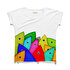 Picture of BiggDesign Fertility Fish Woman's T-Shirt