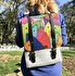 Picture of BiggDesignFertility Fish Felt Backpack