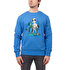 Picture of  BiggDesign Nature The King of the Jungle Man Sweatshirt by Aysu Bekar
