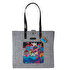 Picture of BiggDesign Owl City And Gray Felt Bag