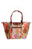 Picture of Biggfashion Flower Patterned Foldable Bag