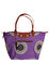 Picture of Biggfashion Purple Patterned Foldable Bag