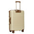 Picture of Brics 1BBG.8301 Bellagio Trolley 38 x 55 x 20 Cream Suitcase