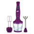 Picture of Goldmaster Gm-7240M Jasmin Multifunctional Blender Set - Purple