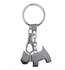 Picture of Nektar A007329 Dog on Leash Keychain