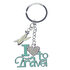 Picture of Nektar C007585 I Love Travel Keychain