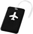 Picture of PF CONCEPT 11989800 Black Luggage Tag