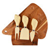 Biggdesign Cats in İstanbul 3pcs Cheese Knife Set
