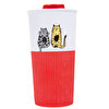 Biggdesign Cats Koleksiyon Mug