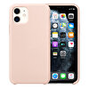 Picture of Buff  iPhone 11 Rubber Fit Kılıf Pink Sand