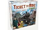 Resim   Ticket to Ride Europe Strateji Kutu Oyunu