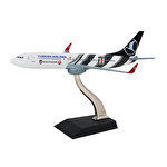 Resim   TK Collection B737-800 1/250 BJK Metal Model Uçak