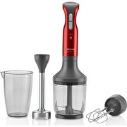 Picture of Arzum AR1042 Prostick Hand Blender Set Pomegranate