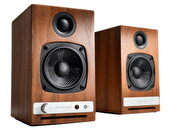 Picture of AudioEngine AudioEngine HD3 Bluetooth Speaker (Walnut Tree)