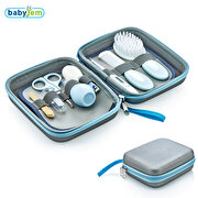 Picture of Babyjem Baby Care Set 9 Pieces (Blue)
