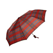 Picture of Biggbrella 1088Prred Patterned Umbrella Red