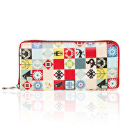 Picture of BiggDesign Anatolian Motifs Patterned Wallet