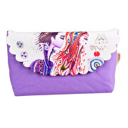 Picture of BiggDesignLove Denim Make Up Bag