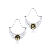 Picture of BiggDesign Horoscope Earrings, Gemini