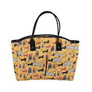 Picture of  Biggdesign Cats Yellow Cooler Bags