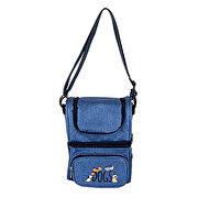 Picture of Biggdesign Dogs Navy Cool Holder Bag