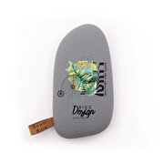 Resim  Biggdesign Nature Taş Powerbank Gri by Aysu Bekar