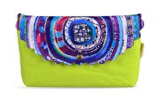 Picture of BiggDesign Evil Eye Denim Make Up Bag