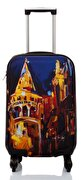 "Picture of BiggDesign BGDT0922D02 Canvas Luggage 18 "" Bulent Yavuz Yilmaz Galata"