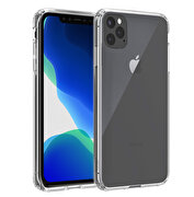 Picture of Buff  iPhone 11 Pro Max Air Hybrid Case Crystal Clear