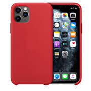 Picture of Buff  iPhone 11 Pro Rubber Fit Case Red