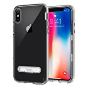 Picture of Buff iPhone X Air Bumper Case Silver