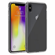 Picture of Buff  iPhone Xs Max Air Hybrid case Smoke Black