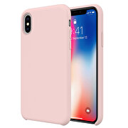 Picture of Buff iPhone Xs Max Rubber Fit Case Pink Sand