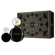 Resim  Bvlgari Goldea The Roman Night Edp 50 ml+15 ml Kadın Parfüm Set
