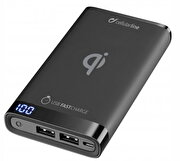 Picture of Cellularline Manta Wireless External Charger 8000mA Black