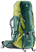 Picture of Deuter Aircontact 65 + 10 forest-moss Backpack