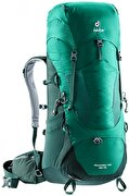 Picture of Deuter Aircontact Lite 50 + 10 alpinegreen-forest Trekking Bag