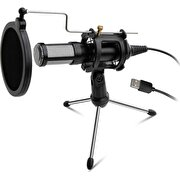 Picture of Dexim Elite Streaming Usb Microphone - PC and Laptop
