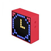 Picture of Divoom TimeBox Mini Bluetooth Speaker Red