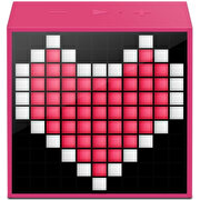 Picture of  Divoom TimeBox Mini Bluetooth Speaker Pink