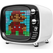 Picture of Divoom Tivoo Retro Bluetooth Speaker White