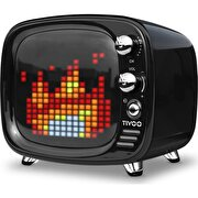 Picture of Divoom Tivoo Retro Bluetooth Speaker Black