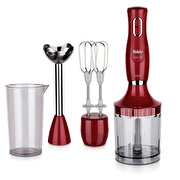Picture of  Fakir SMS 310 Blender Set 1700W - Red