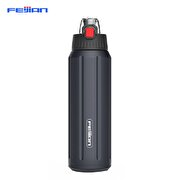 Picture of Feijian FS-045-05A 450 ml Navy Blue Steel Thermos